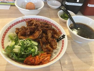 肉汁麺ススム 秋葉原